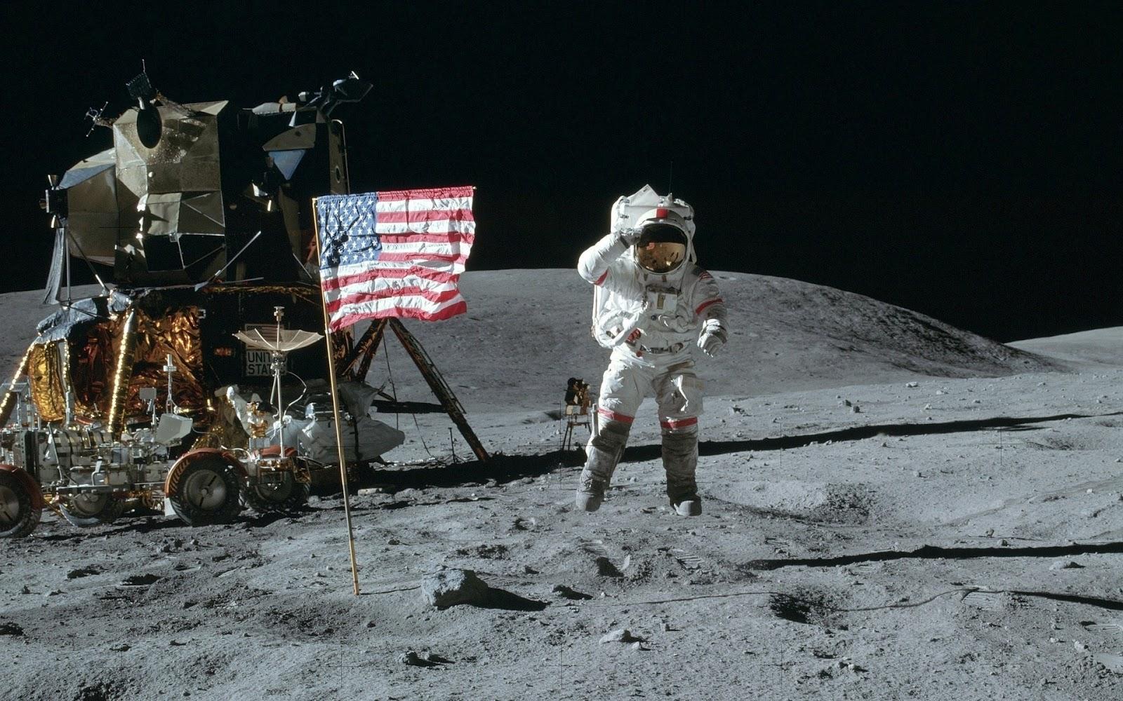 12. The Moon Landing