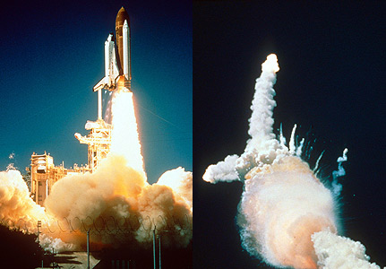 4. Challenger Space Shuttle Explosion