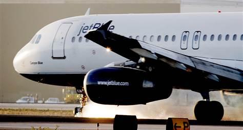8. JetBlue Airways Flight 292 Landing