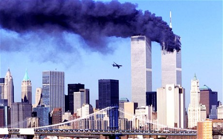 11. 9/11 Terrorist Attack