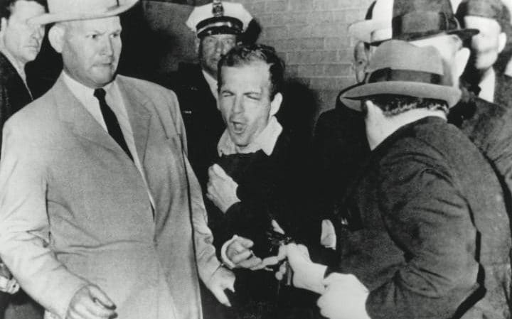 5. Assassination of Lee Harvey Oswald