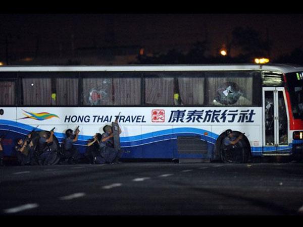 7. Tourist Hostage Crisis in Manila