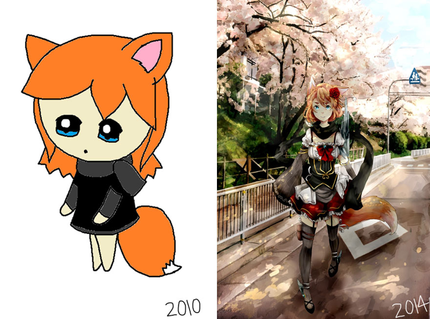 10. Improvement Of 4 Years By Noisebaskerville