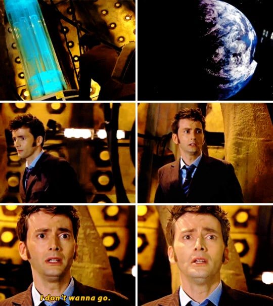 21. The Tenth Doctor, Doctor Who