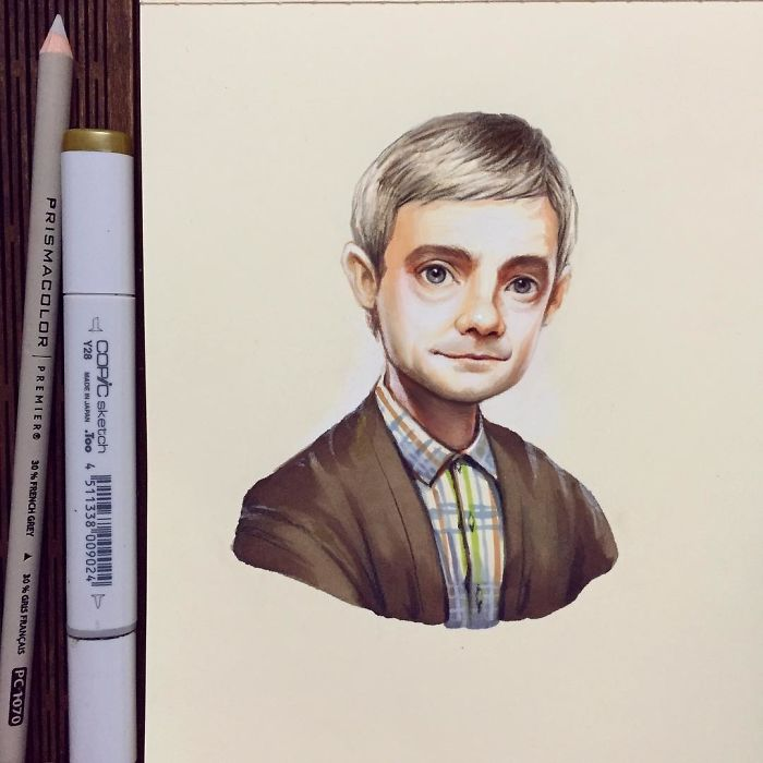 Martin Freeman From 'Fargo'