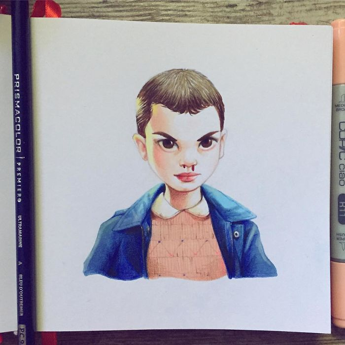 And Our Favorite - Eleven!