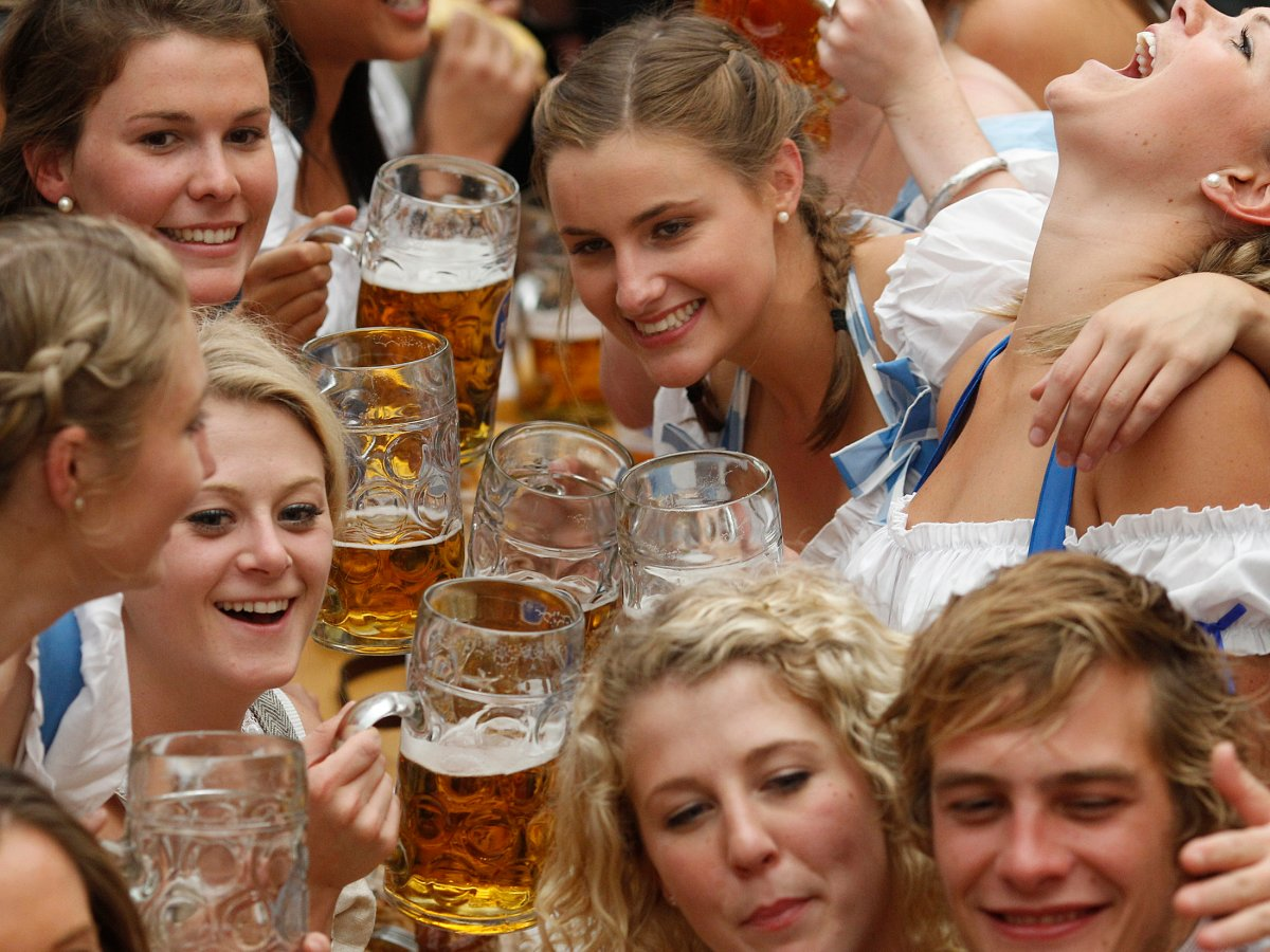 MUNICH, GERMANY: Oktoberfest is a can't-miss celebration. The festival attracts more than 6 million people from around the world and hosts incredible beer and German food.