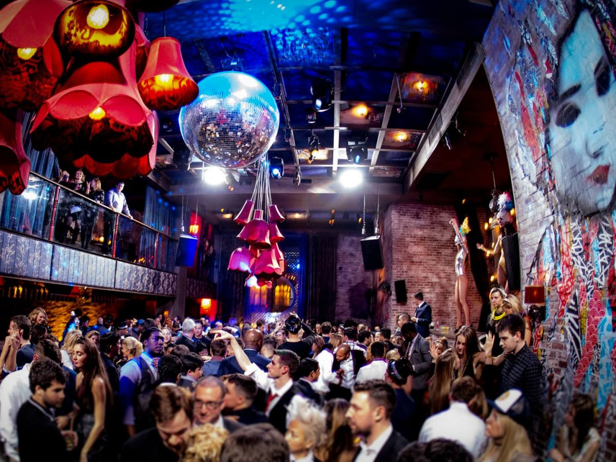 NEW YORK, NEW YORK: New York's late night clubs and 24-hour restaurants have earned it the nickname