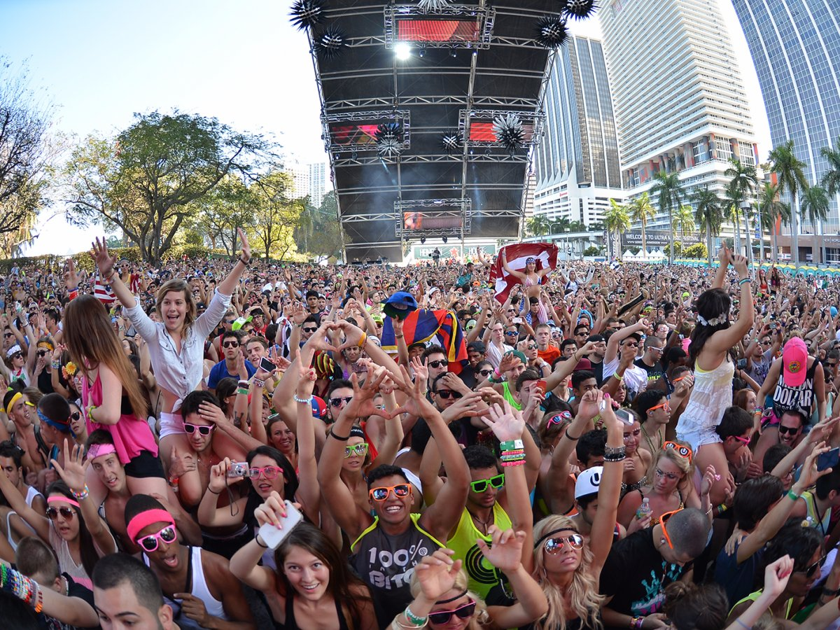 MIAMI, FLORIDA: In Miami, electronic music lovers will enjoy the city's many festivals, like Ultra, in addition to mega nightclubs like LIV and Story.