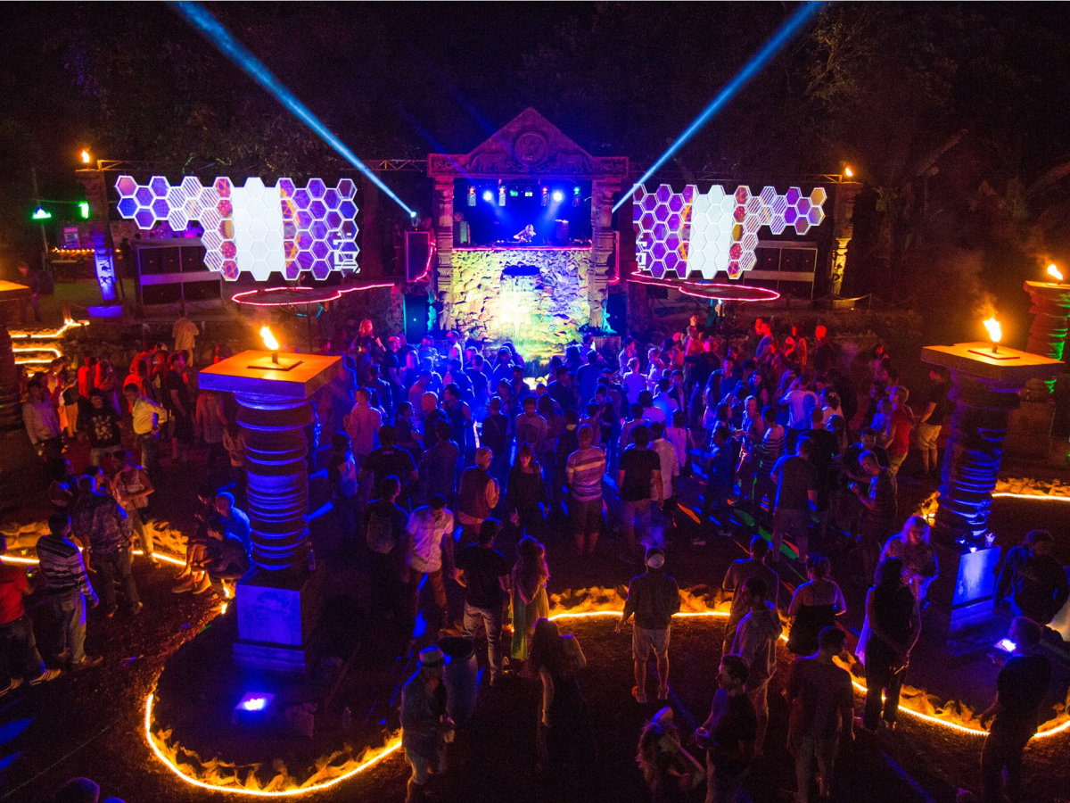 GOA, INDIA: Goa has an exciting EDM party scene that has even led to the creation of its own style of music called Goa trance.