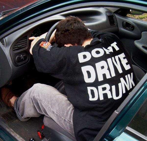 5. A sleepy driver is as dangerous as a drunk driver.
