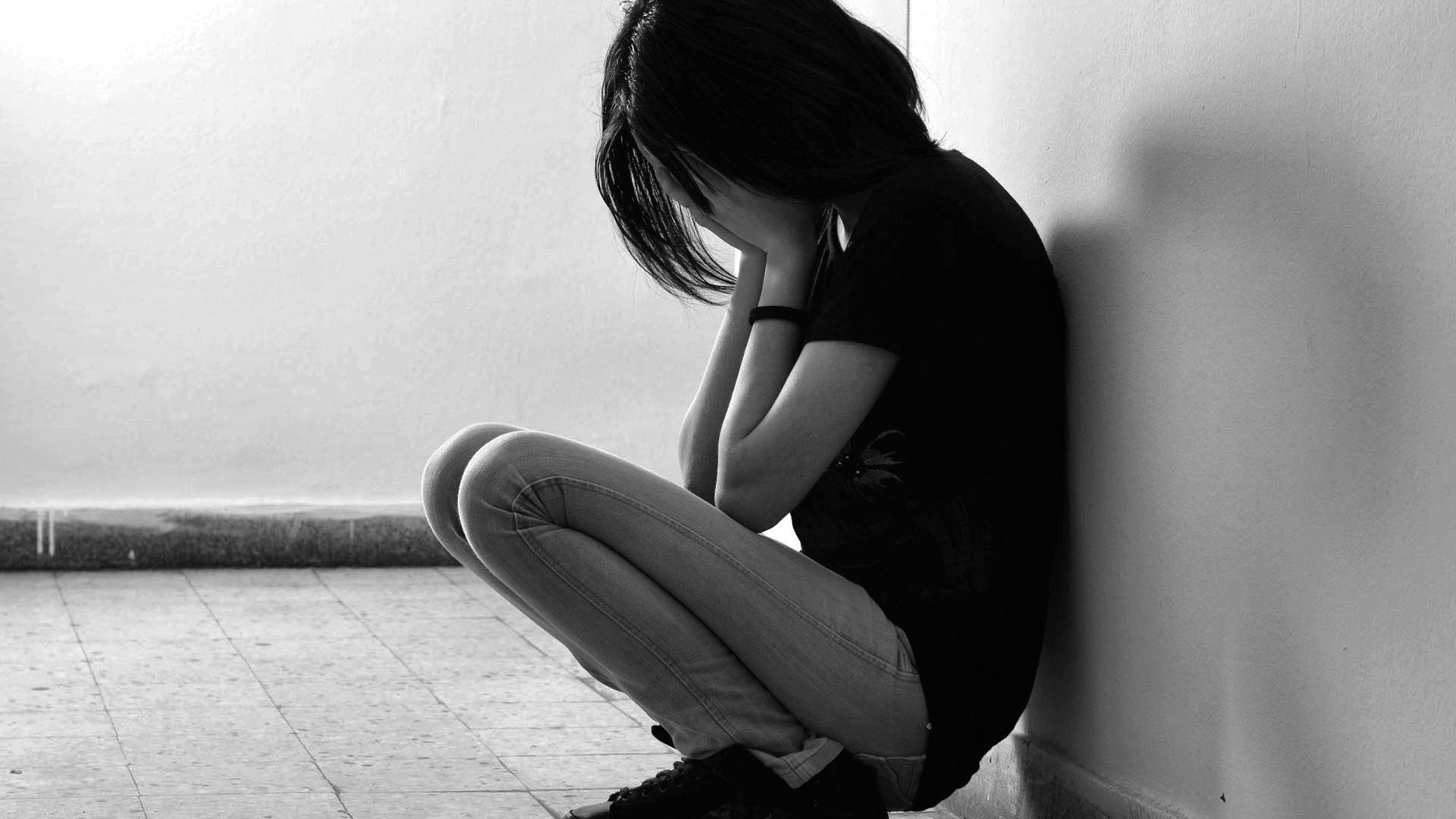 7. Lack of proper sleep causes depression.