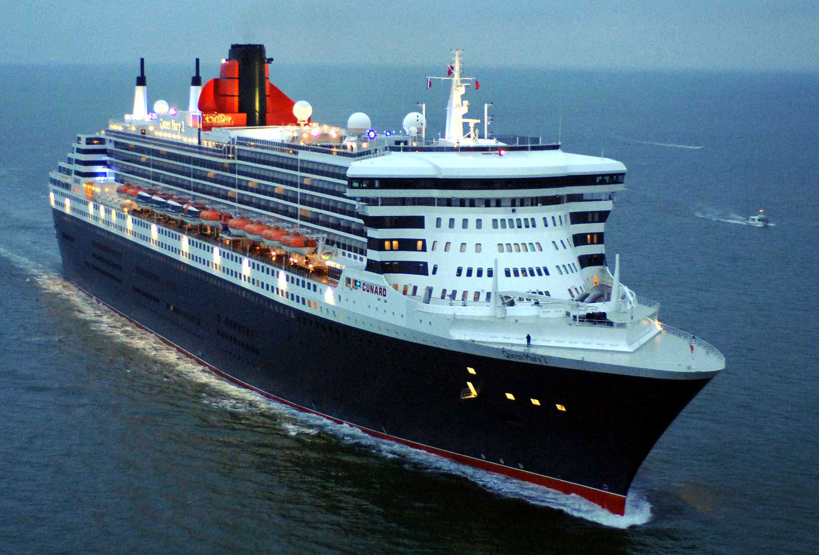 Queen Mary 2- Global