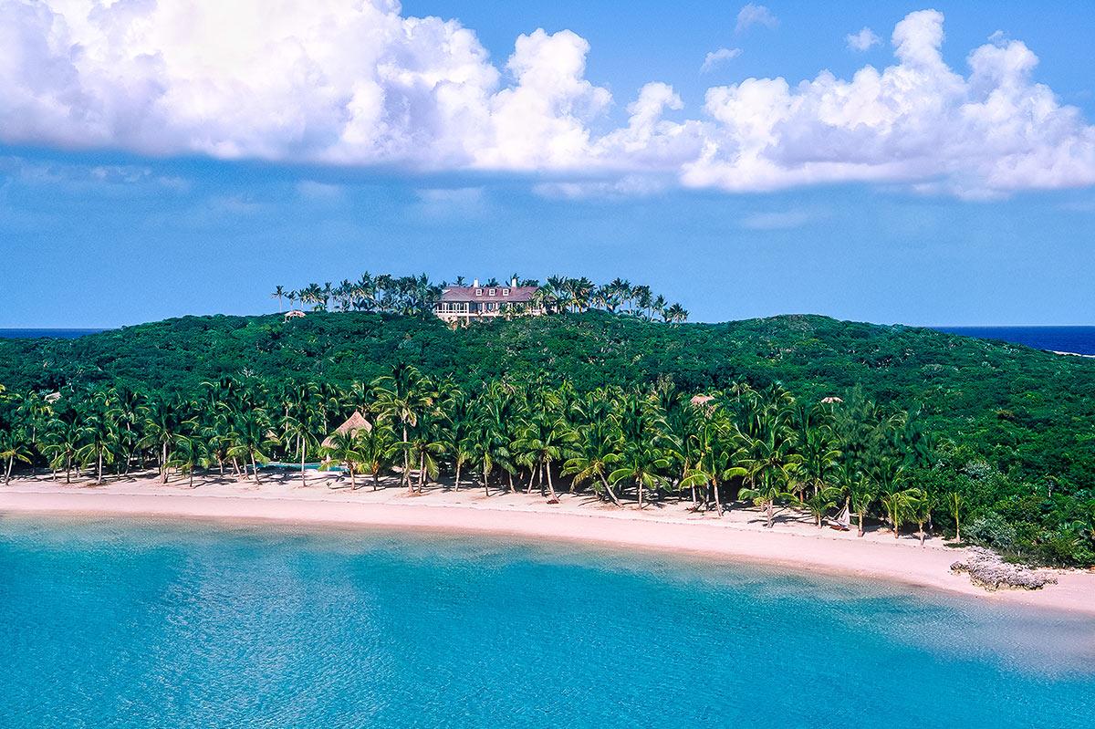 Musha Cay- Bahamas