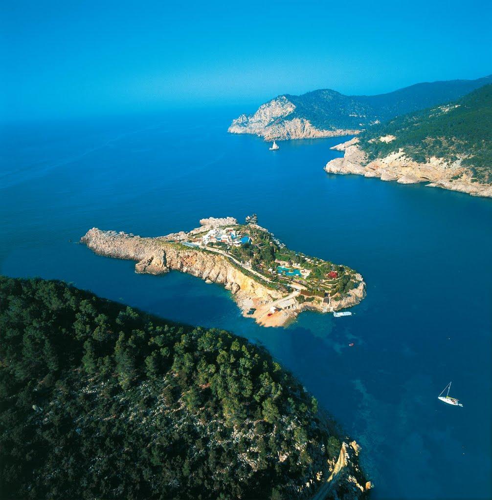 Isla de sa Ferradura- Spain
