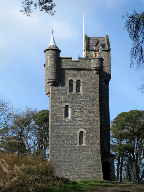 Helen's Tower- Scottish Highlands
