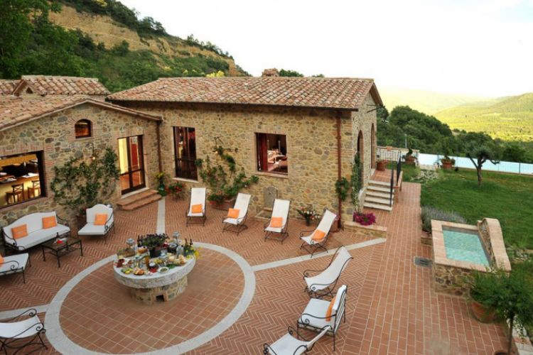 Villa Bellissima VI- Siena, Italy