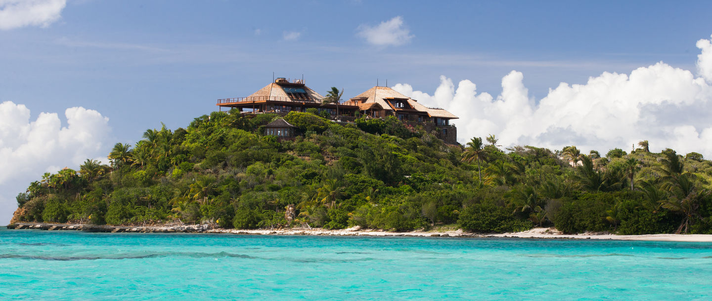 Necker Island- British Virgin Islands