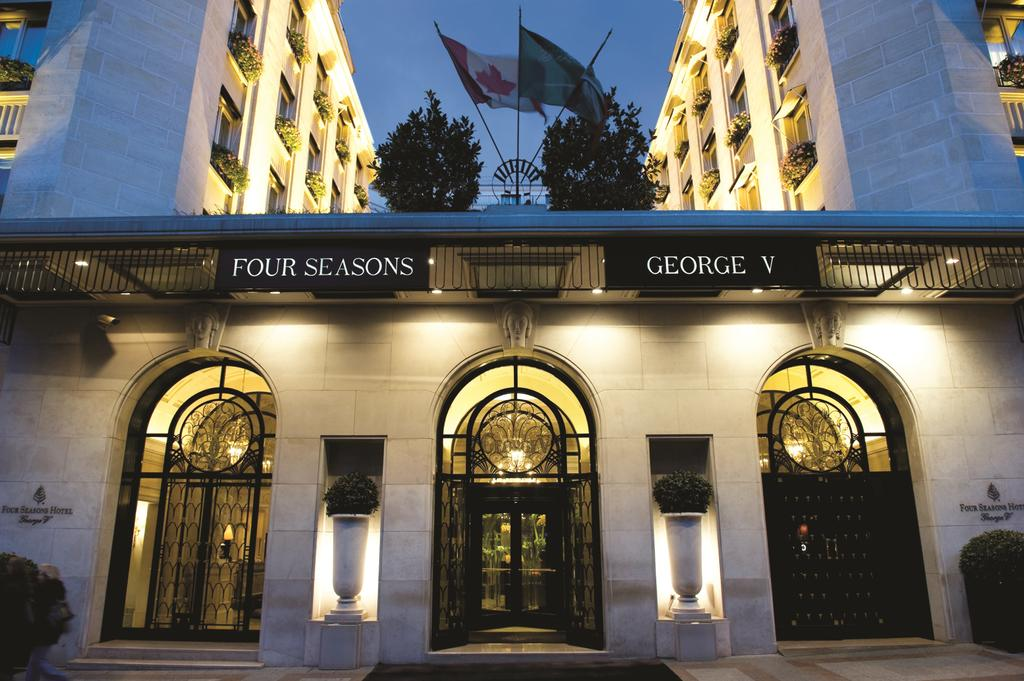 Four Seasons, George V- Paris, France