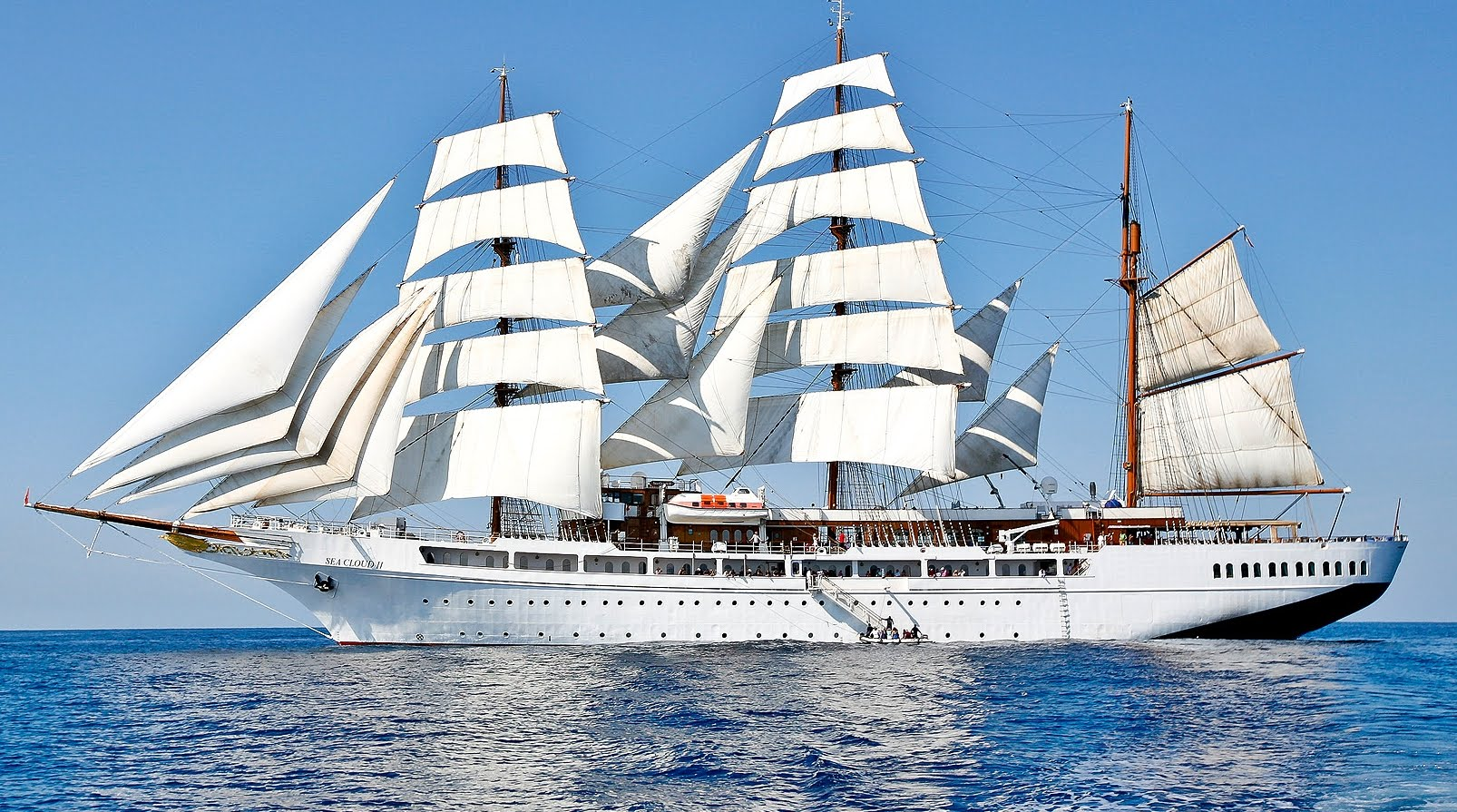 Sea Cloud Cruise- Aegean Sea