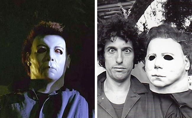 Michael Myers — Nick Castle (Halloween, 1978)