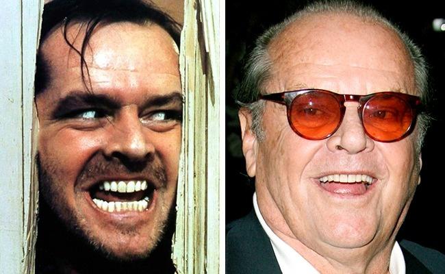 Jack Torrance — Jack Nicholson (The Shining, 1980)