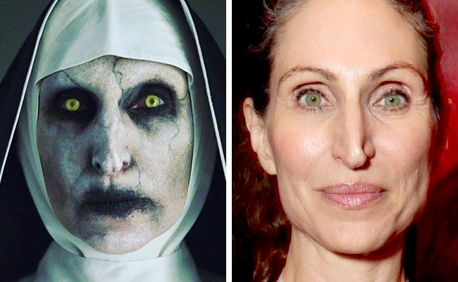 Valak — Bonnie Aarons (The Conjuring 2, 2016)