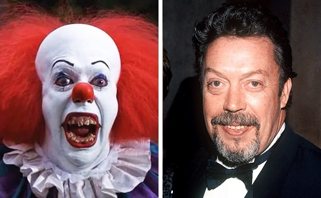 Pennywise — Tim Curry (It, 1990)