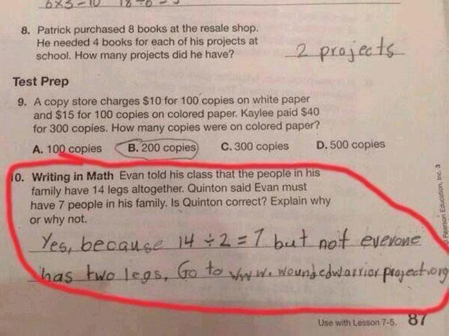 ViralityToday - 15 Kids Who Expertly Trolled Their Teachers