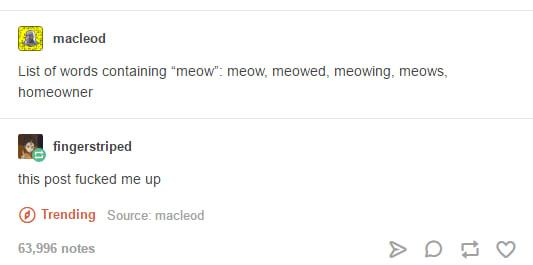 15. Meows around the world: