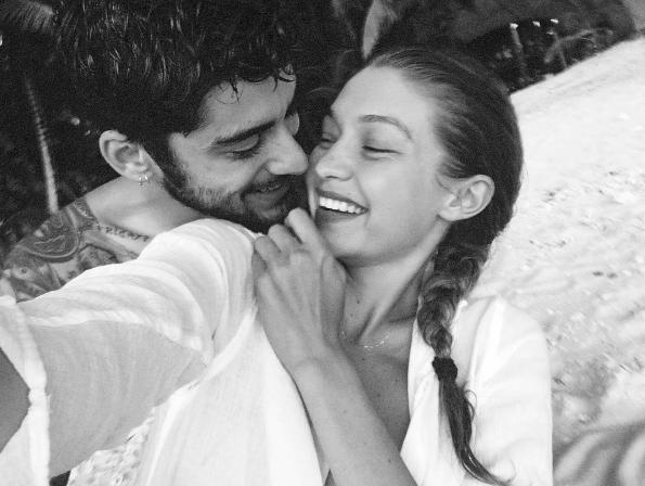 Zayn Malik, Boyfriend of Gigi Hadid