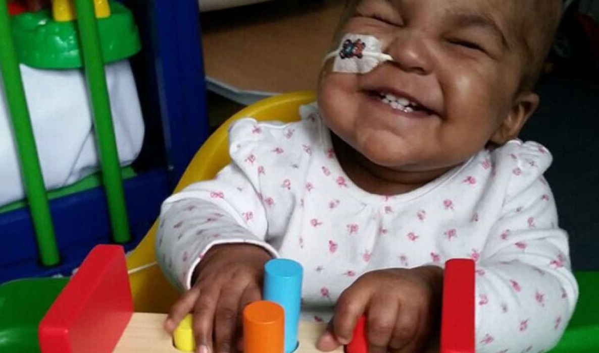 """The bone marrow transplants were successful and indeed, both girls went into complete remission which means that their cancer is """"cured"""" for all intents and purposes."""