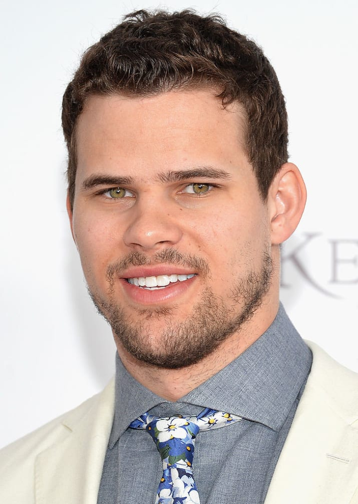 And this is Kris Humphries, basketball player and man responsible for losing Kim's diamond earring in the ocean.