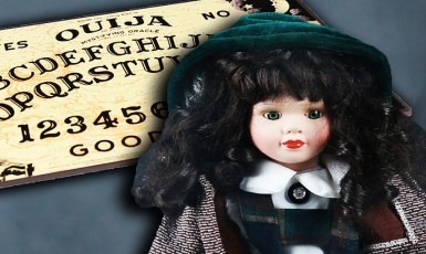 I Tried To Communicate With A Haunted Doll