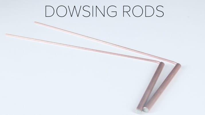 Dowsing Rods: