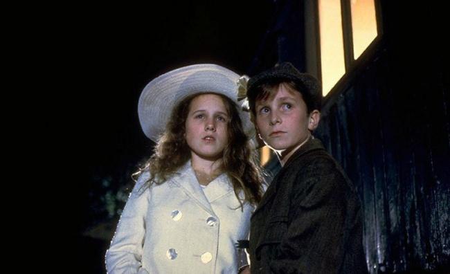 Christian Bale, Anastasia: The Mystery of Anna (1986)