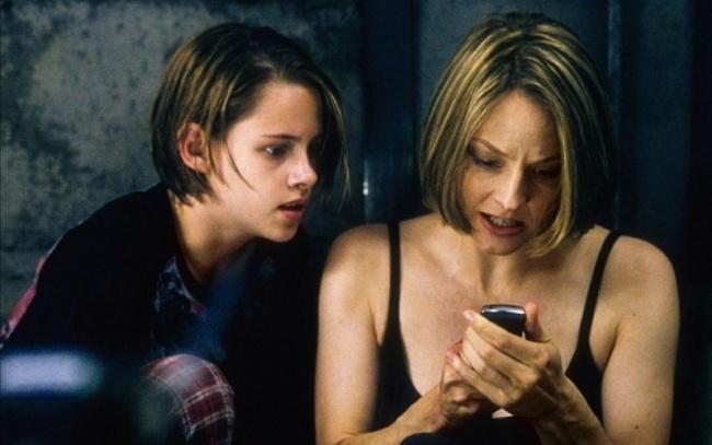 Kristen Stewart, Panic Room (2002)