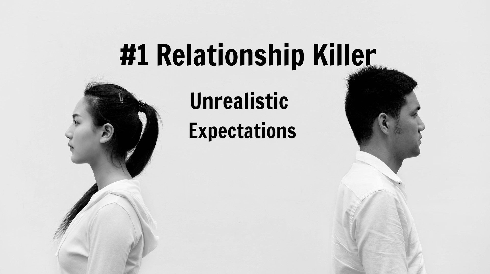 3. Expectations Increases With Love: