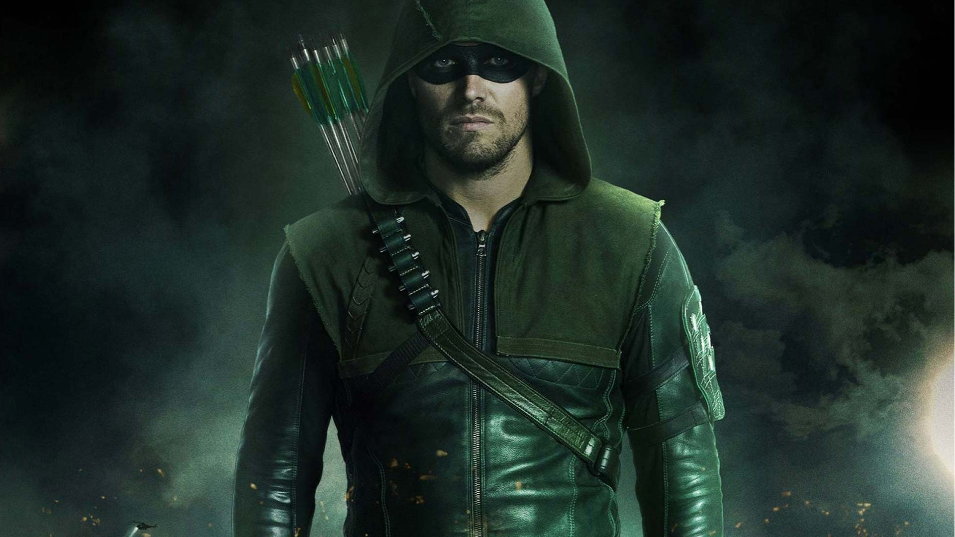 It turns out Stephen Amell, better known as Green Arrow from CW's Arrow, has proved he's also a real life super hero…