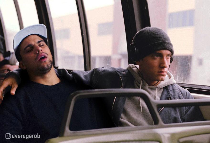 Eminem Being A Big Brother