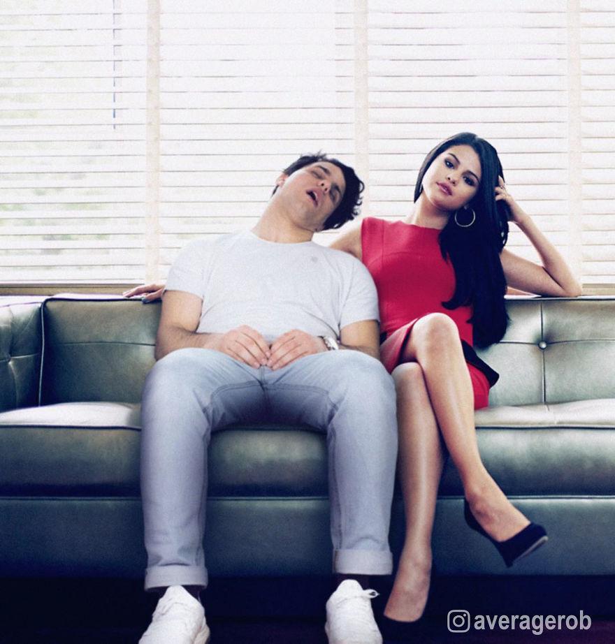 Selena Gomez Isn't Really Into Sleepy Guys