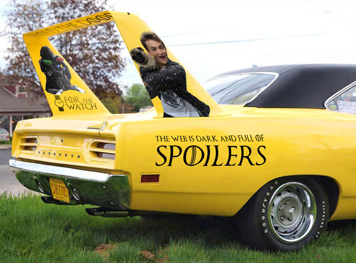 #4 Game Of Thrones Spoiler