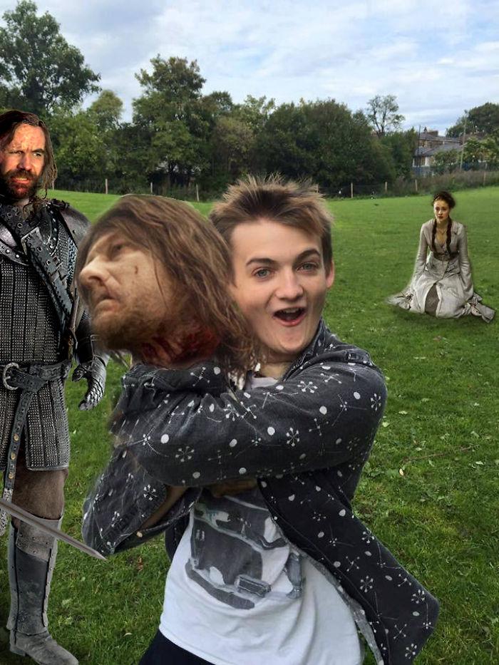 #1 God Dammit Joffrey