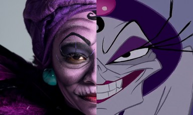These Women Got Transformed Into Disney Villains And The Resemblance Will Make You Say