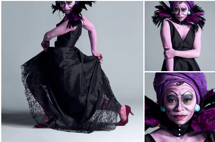 And Freddie stole the show as Yzma (Click the photos to see the full-size images!):