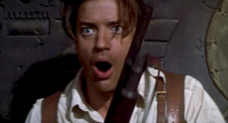 Young Brendan Fraser The Mummy ViralityToday - Brenda...