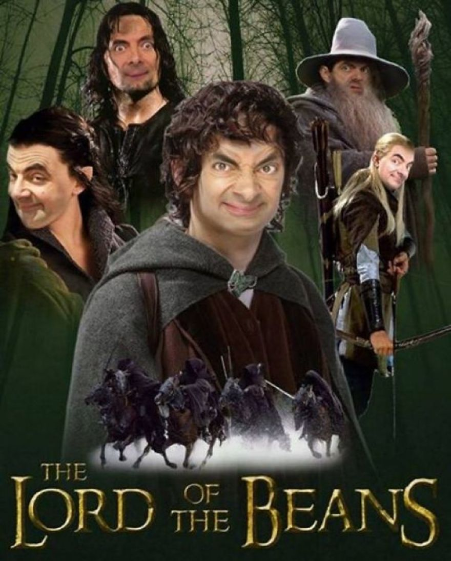 9.Lord Of The Beans
