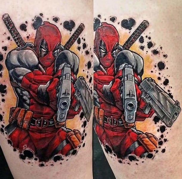 12. Deadpool