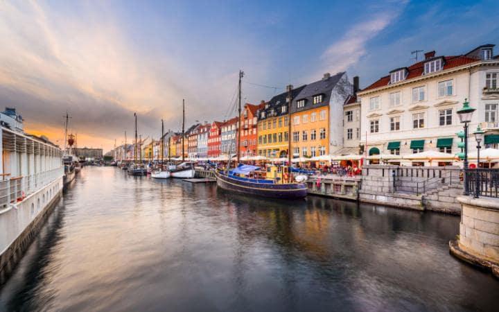 #13 Copenhagen, Denmark