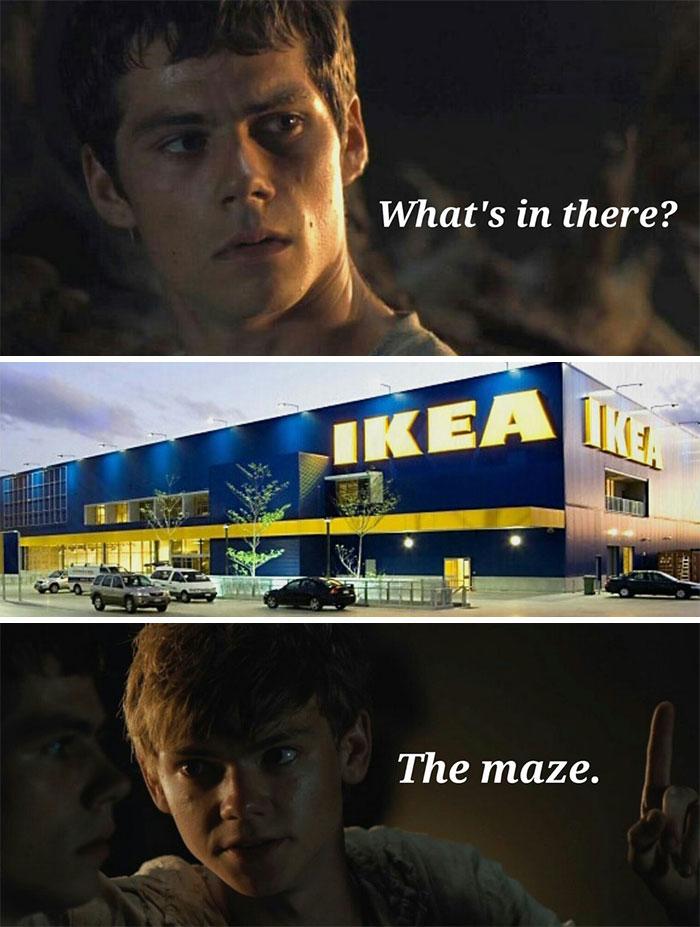 3.The Maze